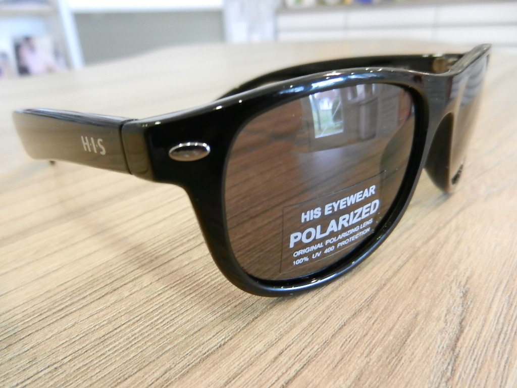 His HP00101-3  Polarized